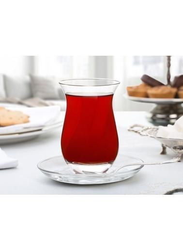 Madame Coco Brıgett 6'Lı Çay Bardağı Renkli